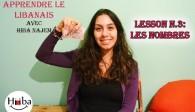 Apprendre le Libanais leçon 3: Les Nombres