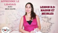 Leçon 9: Maison et Meubles